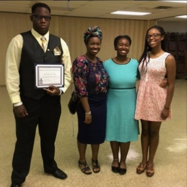 Scholarship Brunch 6-18-16 EPC Graduates